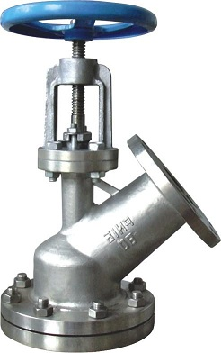 HG5-89-2不锈钢下展式放料阀