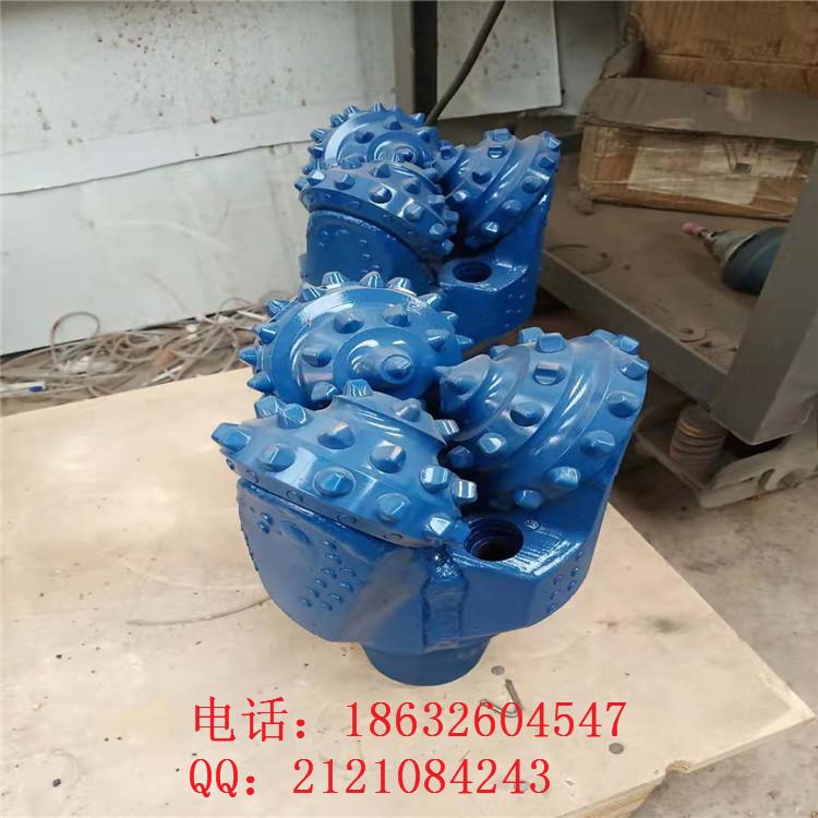 供应737三牙轮钻头湖北江汉厂家钻头旋挖工程牙轮钻头8.5寸
