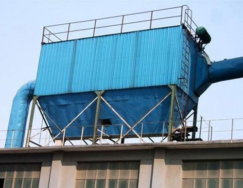 高温烟气脉冲布袋除尘器  燃煤锅炉高温除尘器  按工况设计