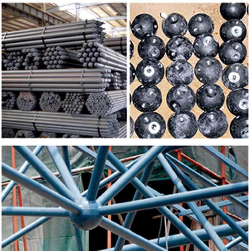 济南网架公司-济南网架加工厂-济南螺栓球网架加工厂-济南网架