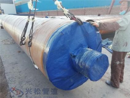 太和钢套钢预制直埋保温管道工程讲解