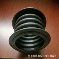 厂家直销硅胶波纹管  硅胶防尘套 可定制硅胶产品