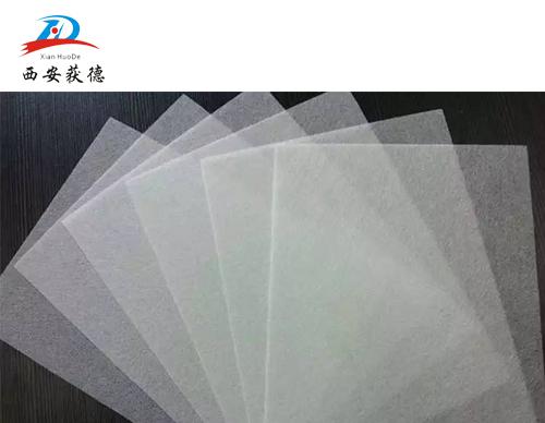 西安获德玻纤湿法毡缺陷检测系统