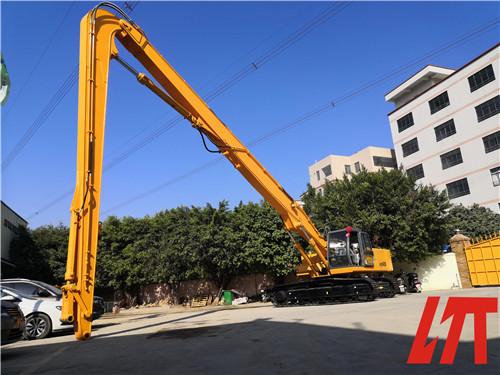 全新定制18米挖掘机加长臂