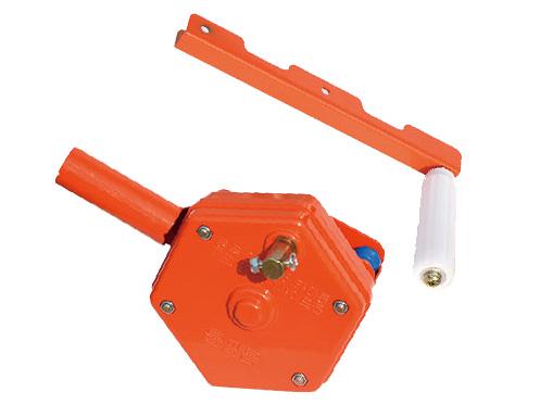 厂家直销华创润泽温室大棚大棚配件手动卷膜器