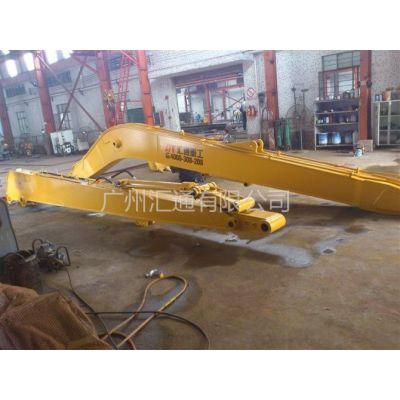 供应挖掘机加长臂18至20米可装配小松挖掘机 挖掘机加长臂说明