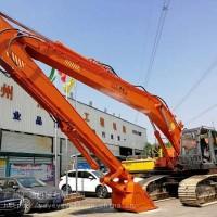 供应各品牌挖掘机加长臂,拆房臂打桩臂大小臂