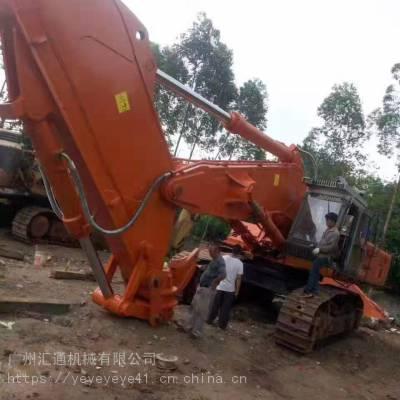 各品牌挖掘机改装岩石臂,鹰嘴臂,钩臂,连体岩石臂