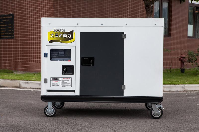50kw静音柴油发电机价格