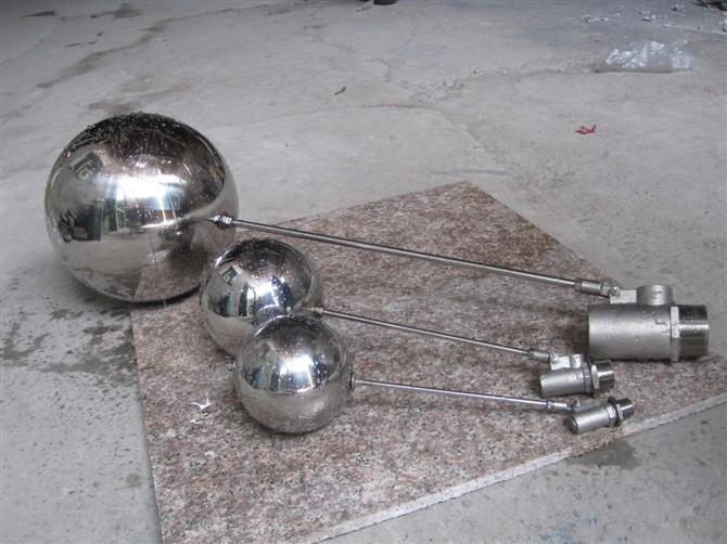 不锈钢螺纹浮球阀LDGFQ-03