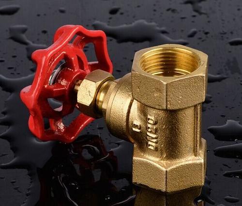 黄铜截止阀 全铜高温截止阀 耐高温蒸汽截止阀 铜阀门