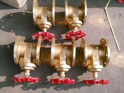 黄铜法兰闸阀Z45W-16T 全铜暗杆法兰闸阀