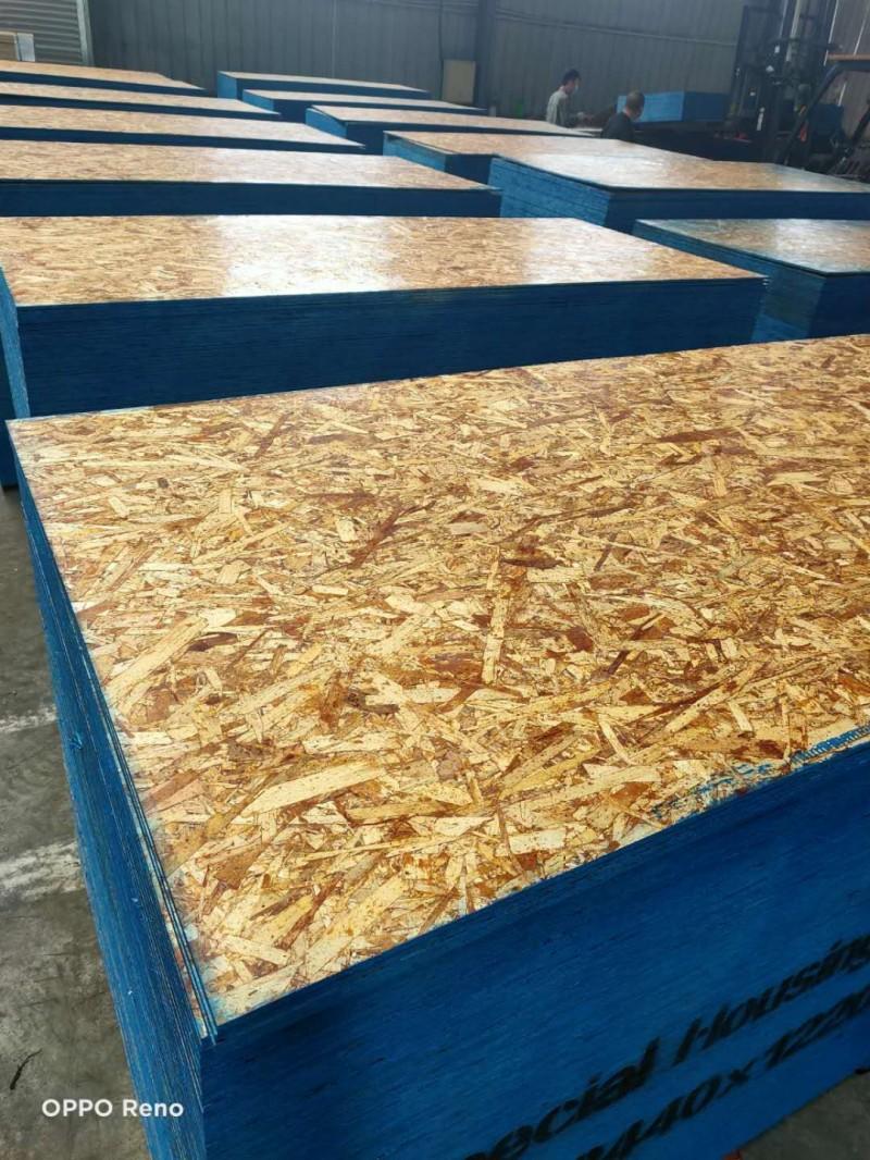 别墅基材定向结构刨花板E0环保