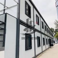 深圳住人集装箱房订制厂家琪龙建筑轻钢结构集装箱房3*6米