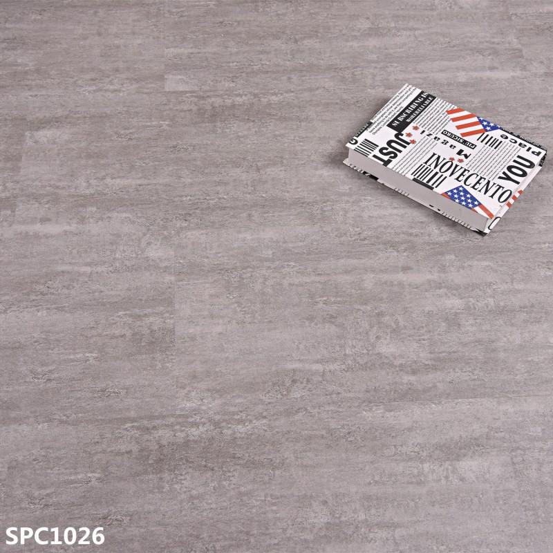 佛山工厂直销SPC石塑锁扣地板,环保零甲醛