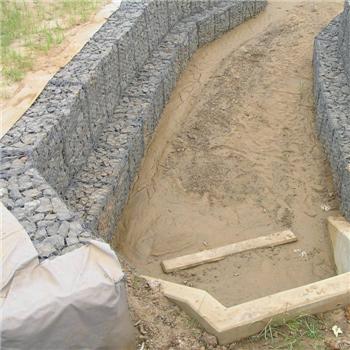 2*1*1米石笼网定制,格宾网厂家