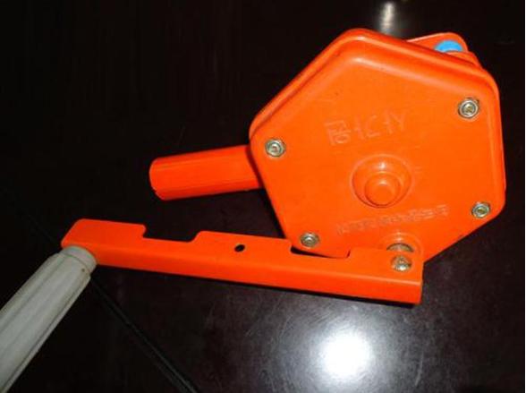 厂家直销温室大棚专用手动卷膜器 韩式卷膜器 链条卷膜器