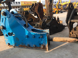 陕西中秦机械出售破碎锤配件多种型号多种品牌