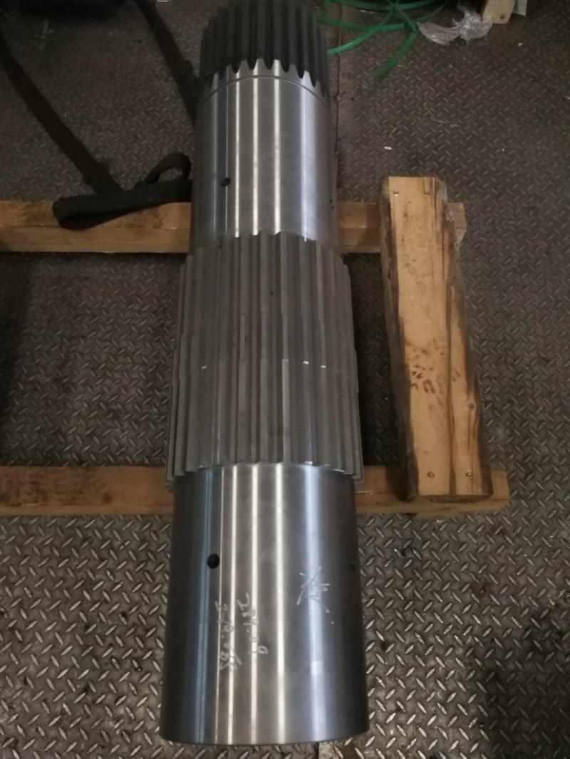 1.5米开天窗中部槽DSK512的制造流程 中部槽定制需知