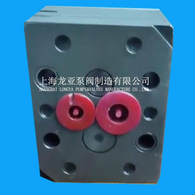 现货LRT1×80CC熔融化纤纺丝计量泵