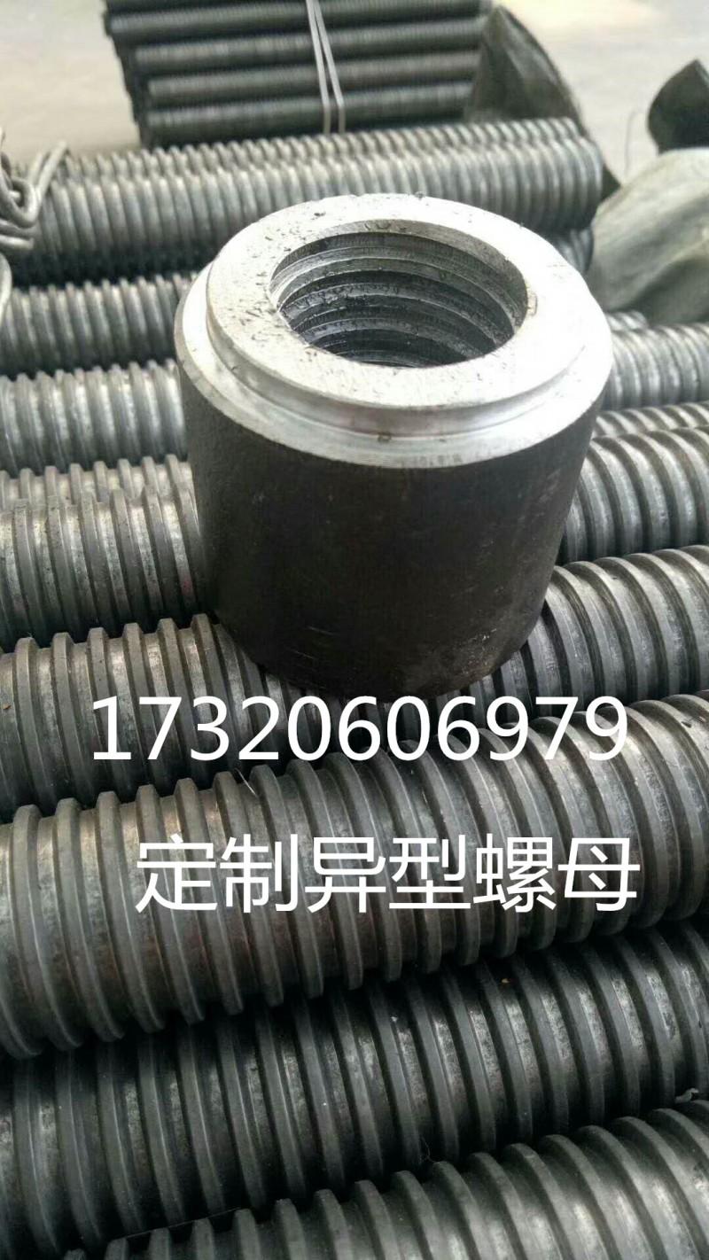 梯形丝杆 梯形螺母 定制加工 厂家直销