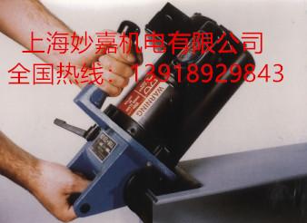 无振动,无油烟,无灰尘的钢板坡口机Heck8000