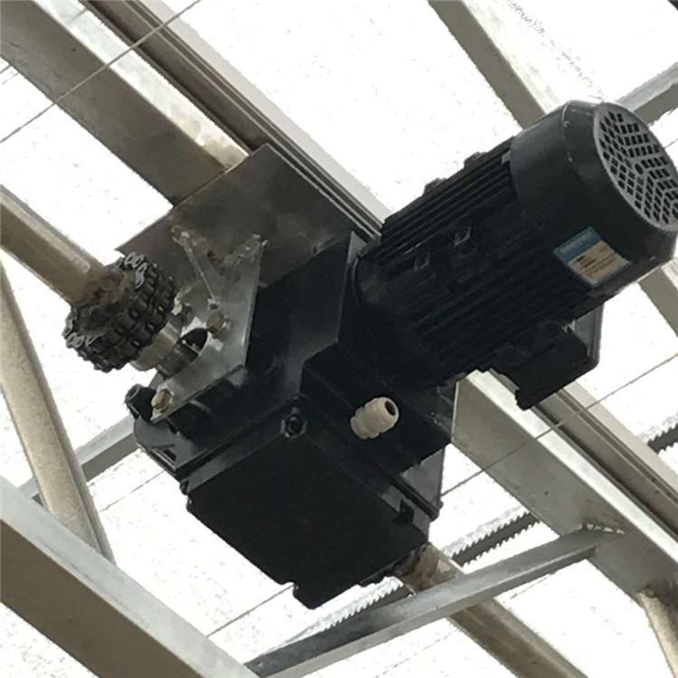 厂家直销温室大棚遮阳减速电机 大棚开窗电机 遮阳拉幕电机