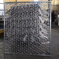 铝方管窗花厂家直销自主生产销售批发