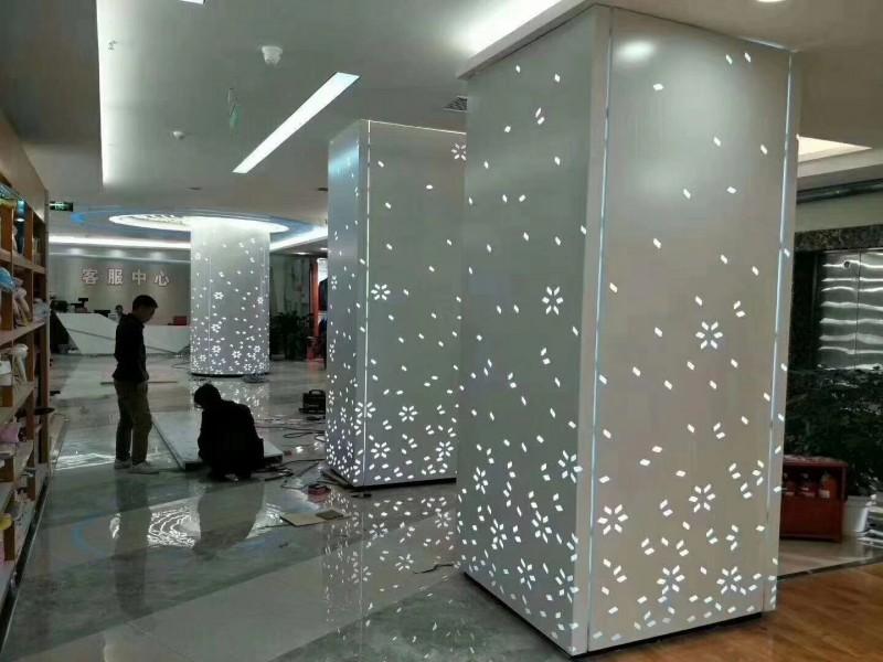 包柱铝单板厂家直销自主生产销售批发
