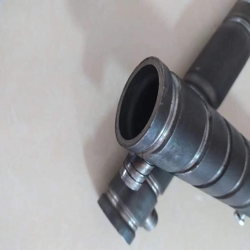 济南弘毅GTJQ4-12钢制全灌浆套筒