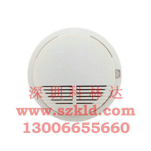 正品莱迪克LED-206A独立式烟雾报警器烟感探测器