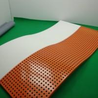 铝协铝单板双曲铝单板