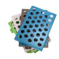 铝协铝单板冲孔铝单板
