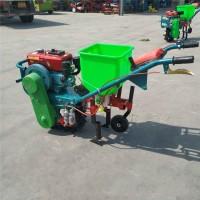 小型手扶自走式耘播机 多功能施肥耘锄开沟一体机