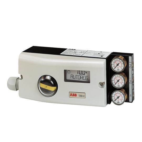 ABB阀门定位器V18347-204252000
