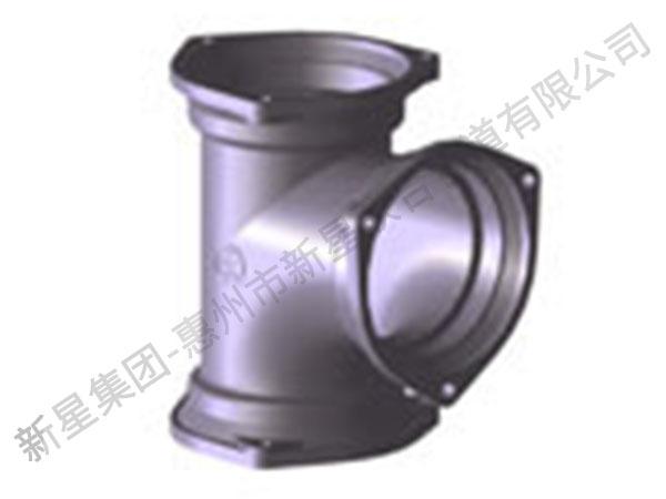 惠州H管、小h型透气管 ,TY三通