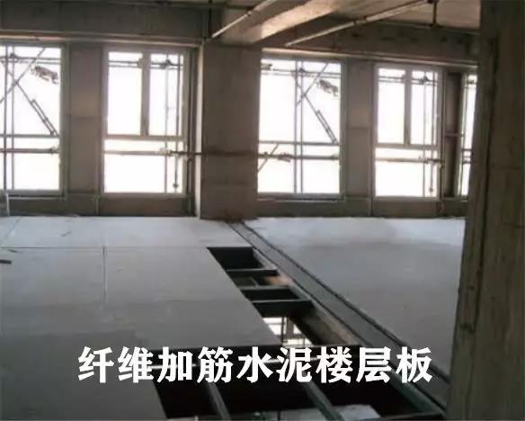 厂家供应山东加筋纤维水泥板