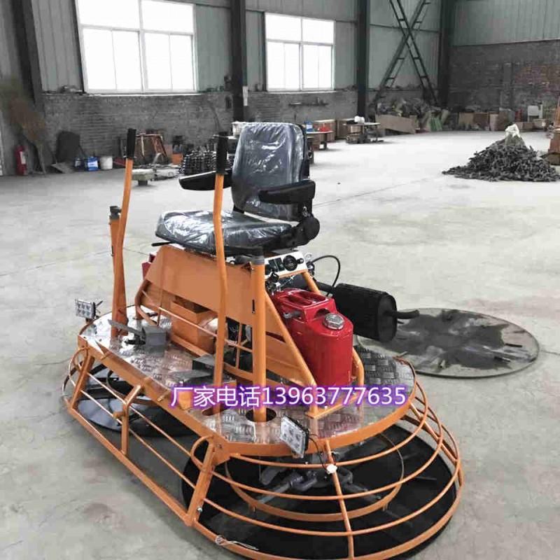 双杠发动机的坐驾驶式磨光机汽油抹子水泥抹子电抹子