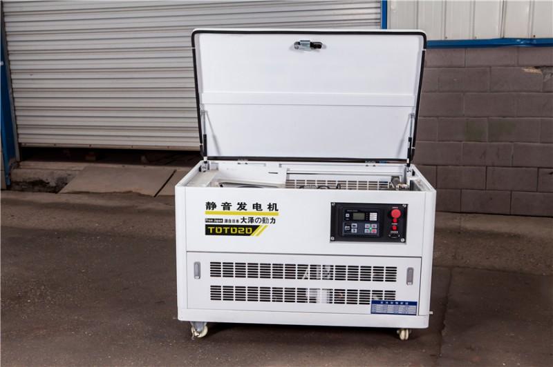 20KW汽油发电机  (3)