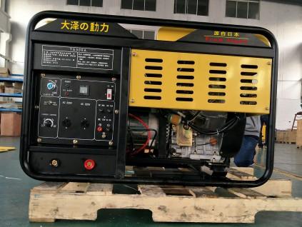 大泽300A柴油发电电焊两用机型号TO300A