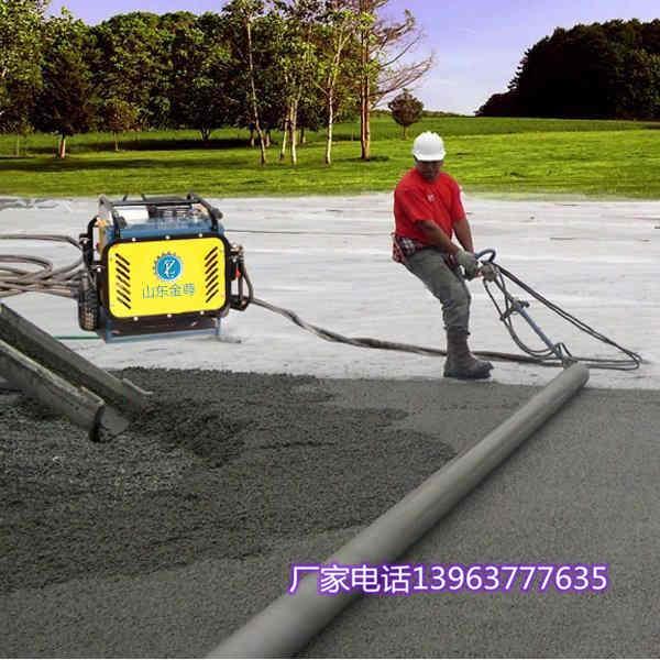 机械市场热销透水路面摊铺机价格渗水找平机沥水整平机