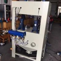 兰州喷砂设备 双工位内胆自动喷砂机 内胆产品专用设备