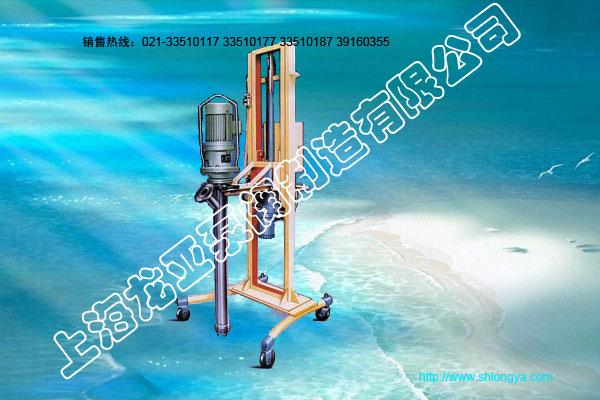 供应GL50升降机式石榴进料泵