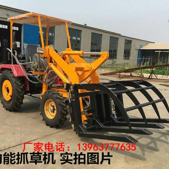 驾驶式小型装卸机工地专用铲车操作简单的叉车