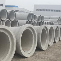 钢筋混凝土雨水管、给水管