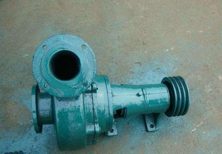 挖机渣浆泵叶轮的拆卸顺序