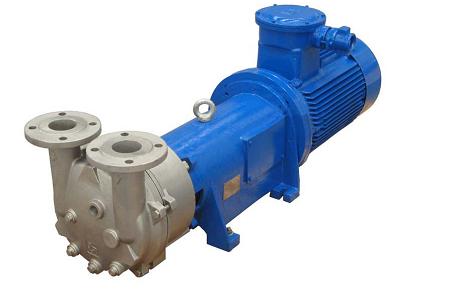 水环真空泵季节性温差下的运行规律