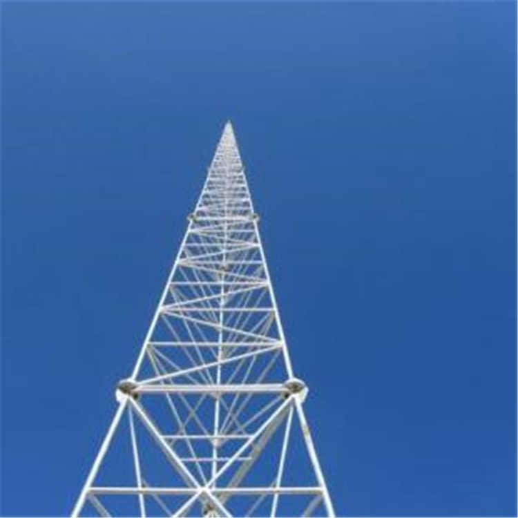角钢避雷塔 30米钢结构避雷塔