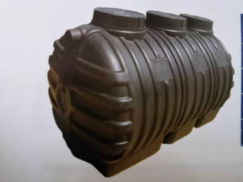 新农村旱厕改造一体三格化粪池系列
