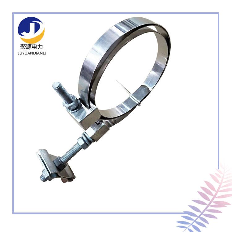 OPGW光缆杆用引线线夹 线路固定夹具电力附件
